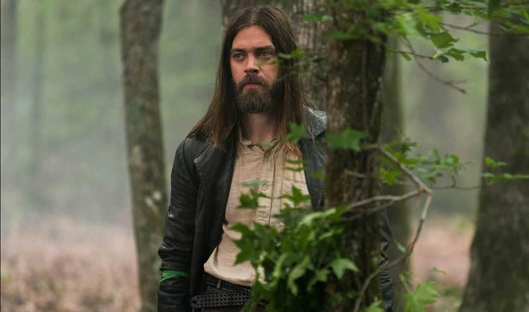The Walking Dead Q&A — Tom Payne (Jesus)