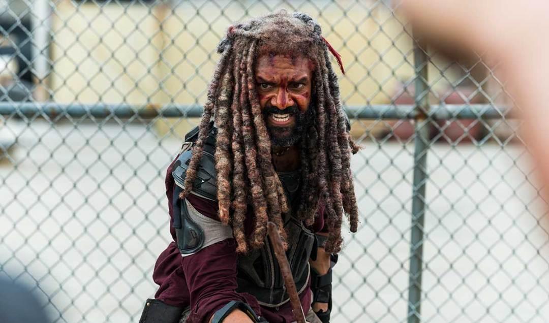 (SPOILERS) The Walking Dead Q&A — Khary Payton (King Ezekiel)