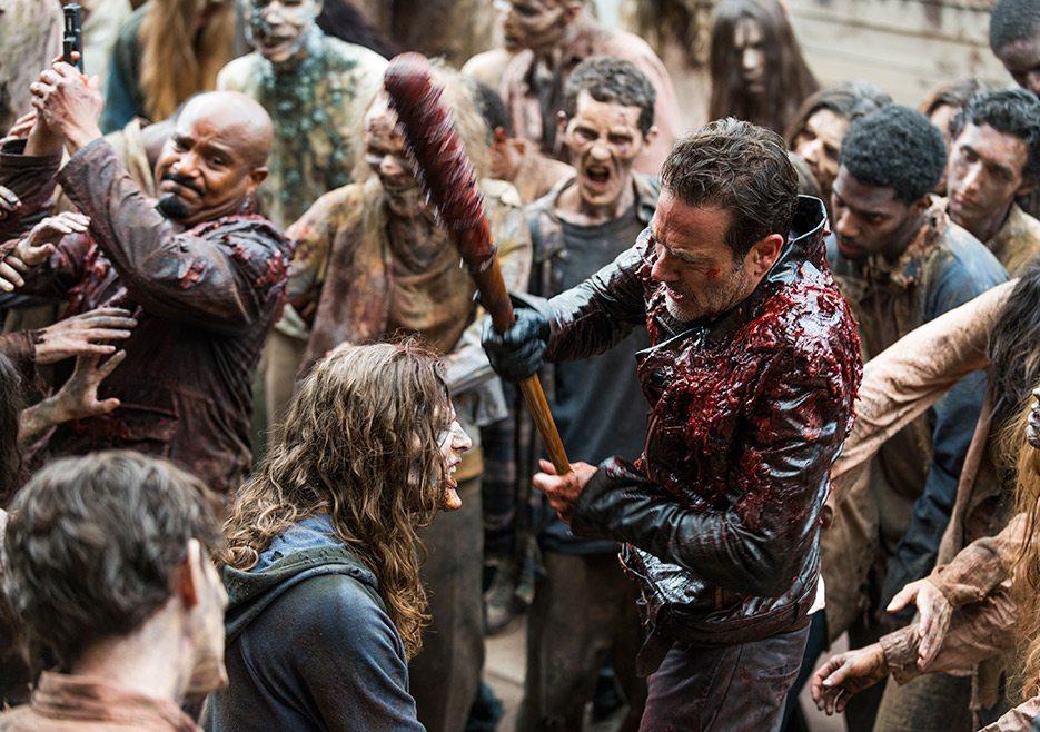 Making of The Walking Dead Episode 5