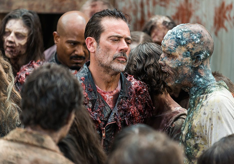 Inside The Walking Dead Episode 5 With the Cast and Creators