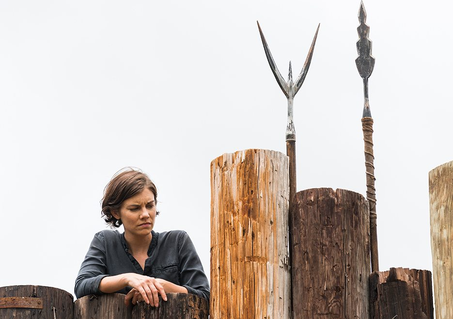 Inside The Walking Dead Episode 6 With the Cast and Creators