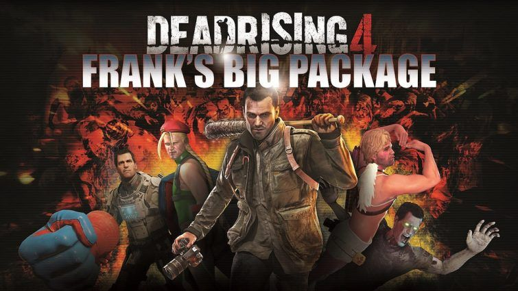 """It's Time for """"Frank's Big Package"""" In 'Dead Rising 4!'"""
