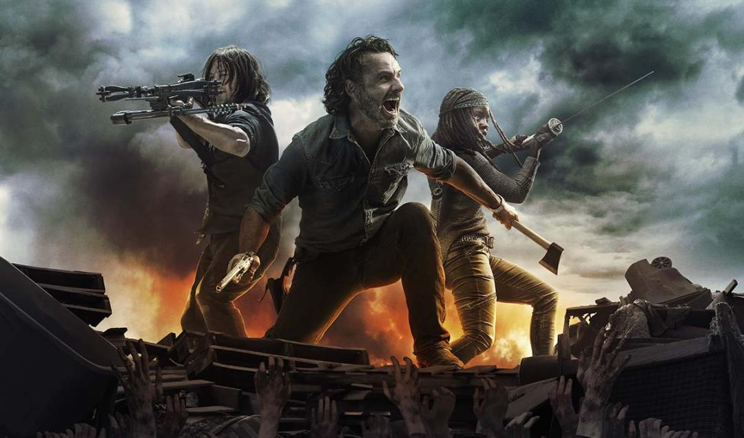 "Get Ready for ""The Last Stand"" With the Official Art for the Return of The Walking Dead"