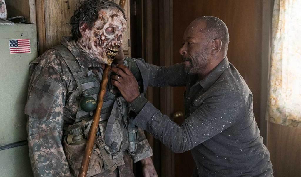 Fear the Walking Dead Q&A — Lennie James (Morgan)