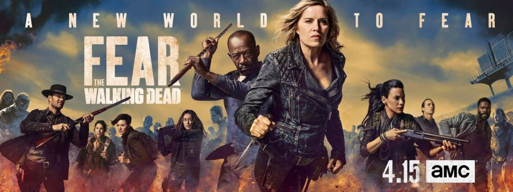 Check Out the First Three Minutes of 'Fear The Walking Dead'!