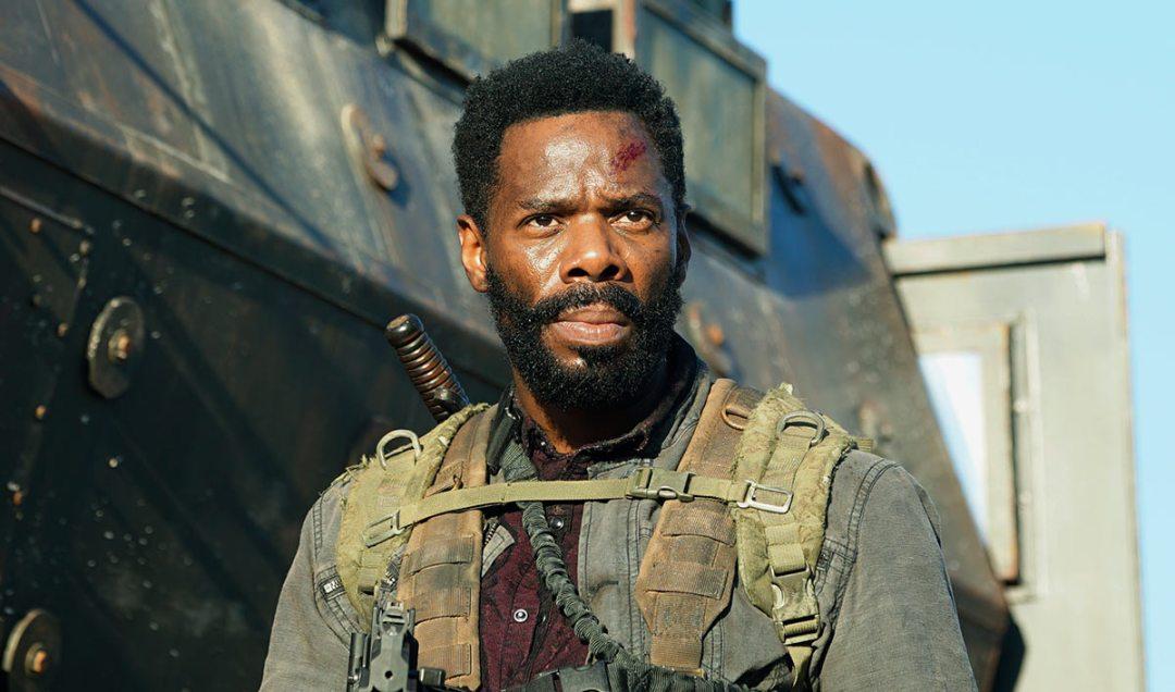 Fear the Walking Dead Q&A — Colman Domingo (Strand)
