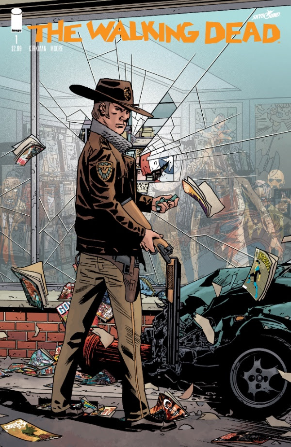 Image/Skybound Entertainment Announces October 13th as THE WALKING DEAD Day, Including 15th Anniversary Variant of the 'The Walking Dead' #1