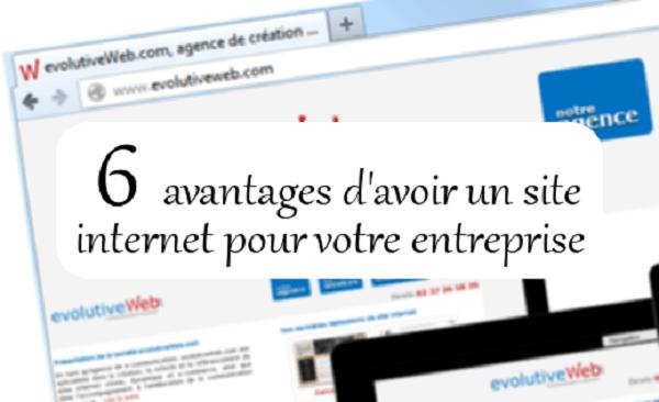 créer un site internet pour son entreprise