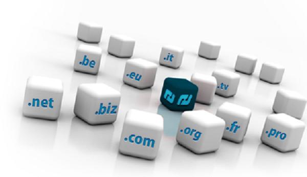 nom de domaine entreprise web