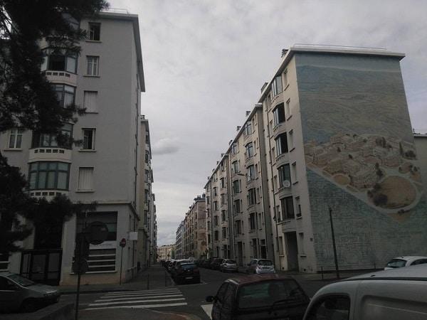 mon quartier en France