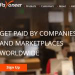 gagner de l'argent sur internet et retirer avec la Masterard Payoneer