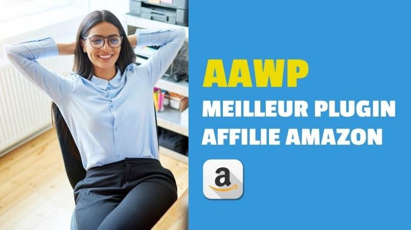 acheter plugin AAWP meilleur pour affiliation Amazon