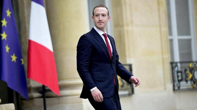 Business en ligne - Mark Zuckerberg