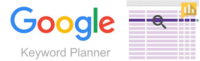 Google Keyworld Planner Recherche de mot clé