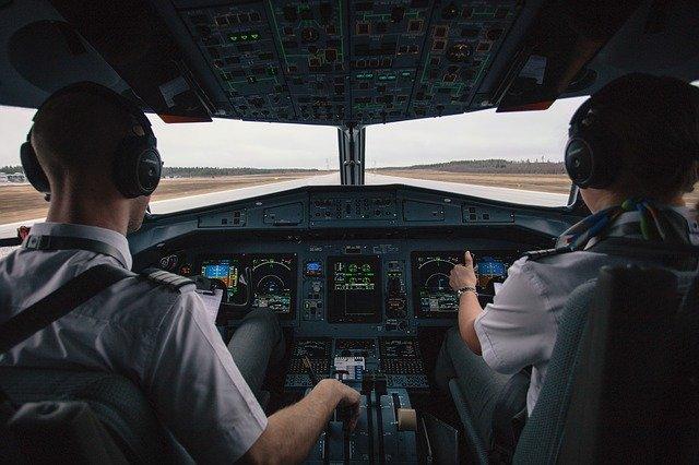 Etre pilote de ligne est l'un des métiers pour devenir riche