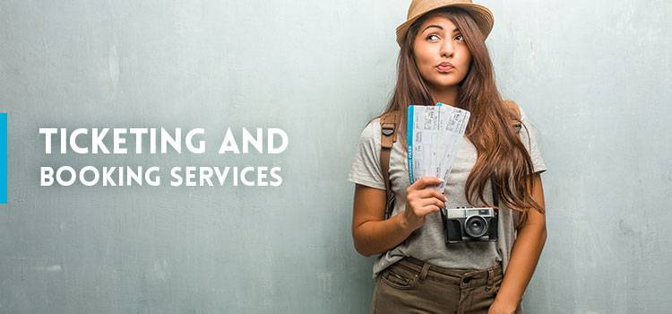 Ticketing and Booking Services