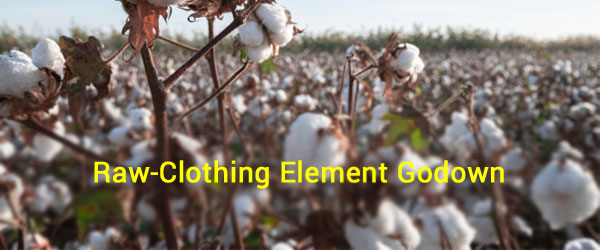raw materials of clothing