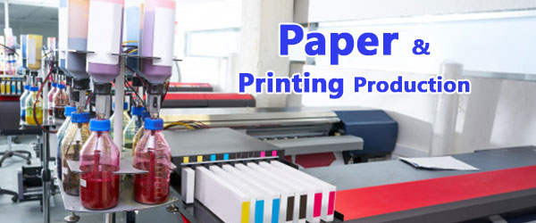 printing paper production