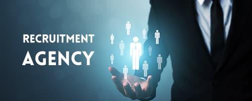 recruitment agency consultant