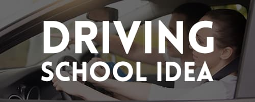 driving school ideas
