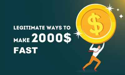 how can i make $2000 fast
