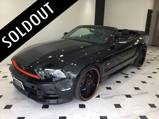 13y FORD MUSTANG V6