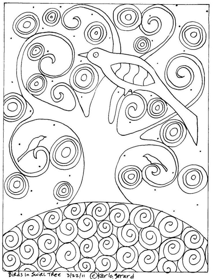 94 dessins de coloriage Arbre De Vie à imprimer
