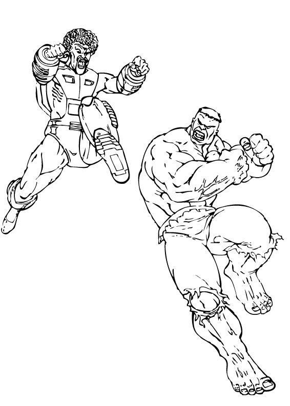 20 dessins de coloriage Captain America En Ligne à imprimer