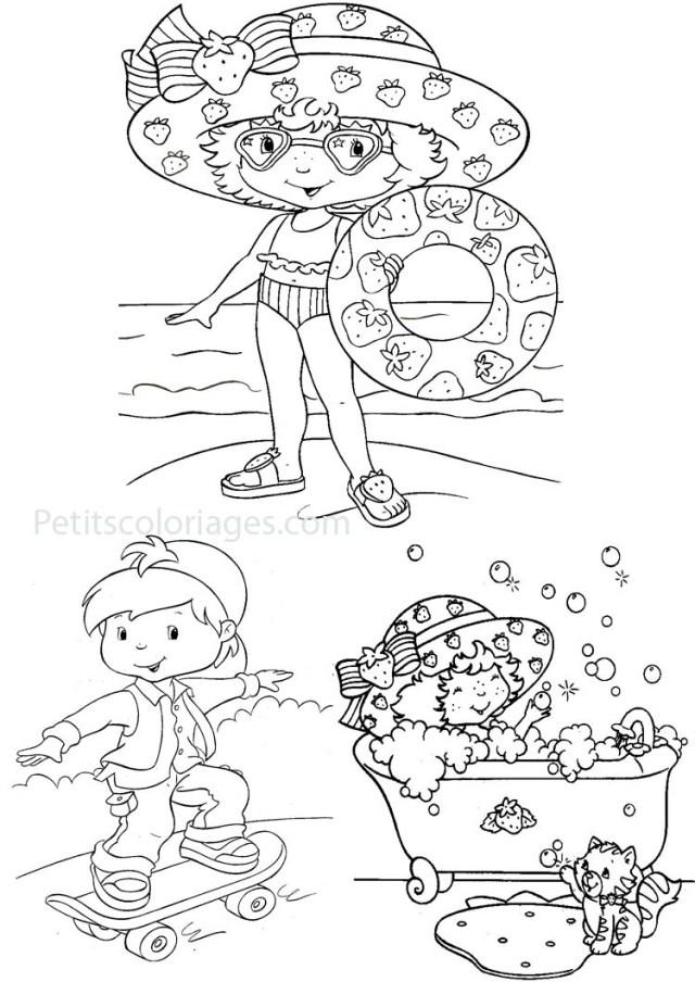 17 dessins de coloriage Coco à imprimer