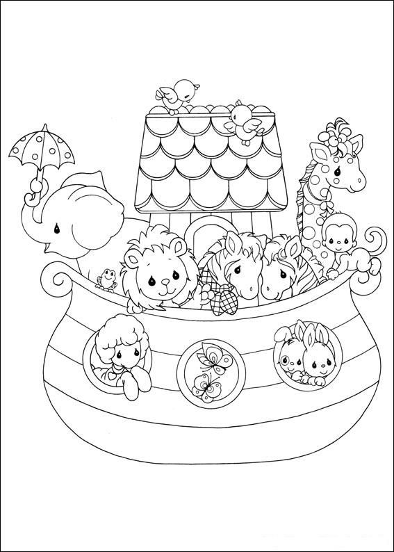 16 dessins de coloriage Crocodile Tic Tac à imprimer
