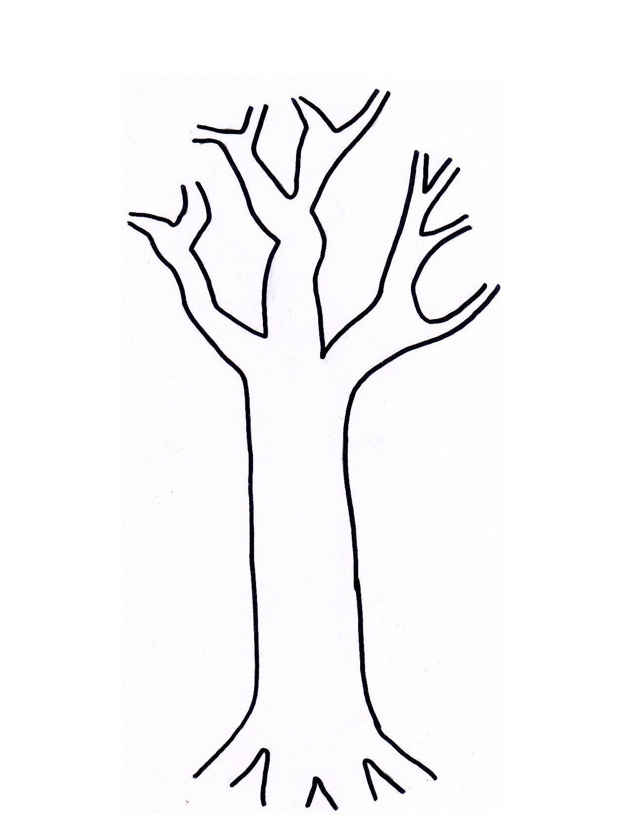 18 dessins de coloriage De Tronc D'arbre à imprimer