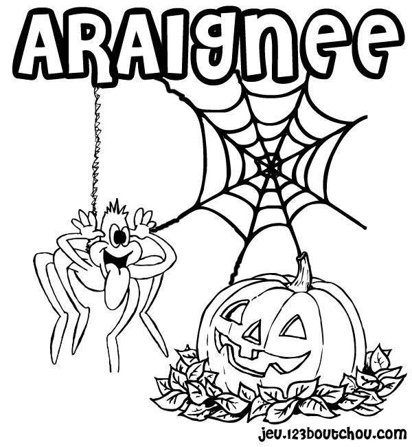 awesome dessin a colorier halloween gratuit contemporary
