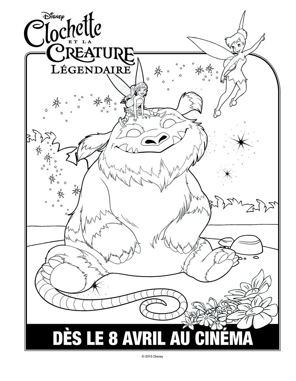 Coloriage La Fee Clochette A Imprimer L L L L Duilawyerlosangeles