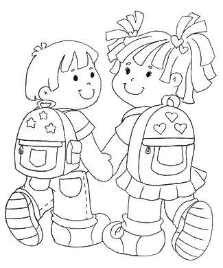 dessin pour la rentree scolaire