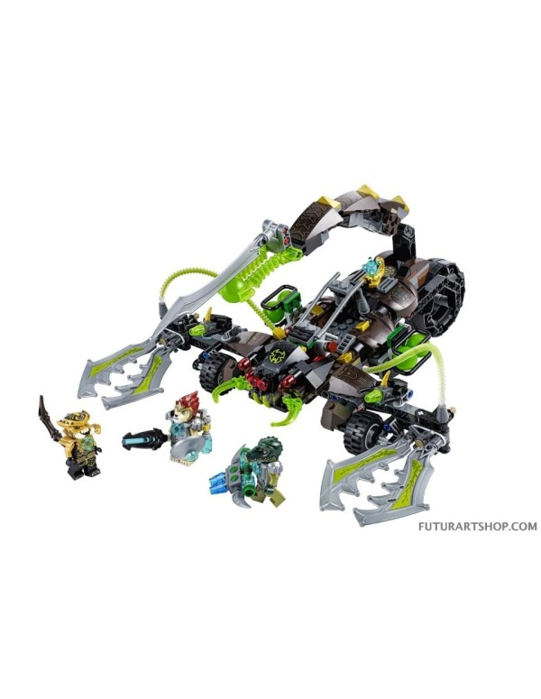 20 Lego Chima Skunk Pictures And Ideas On Meta Networks