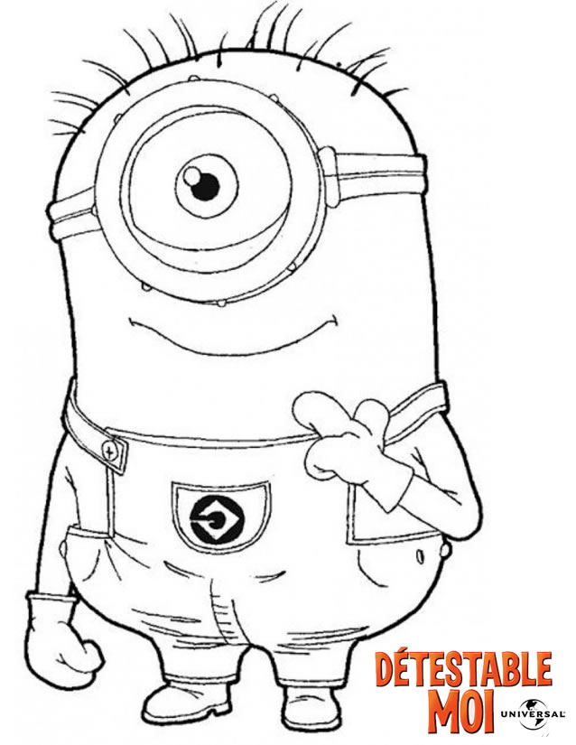 Meaning Of Minion