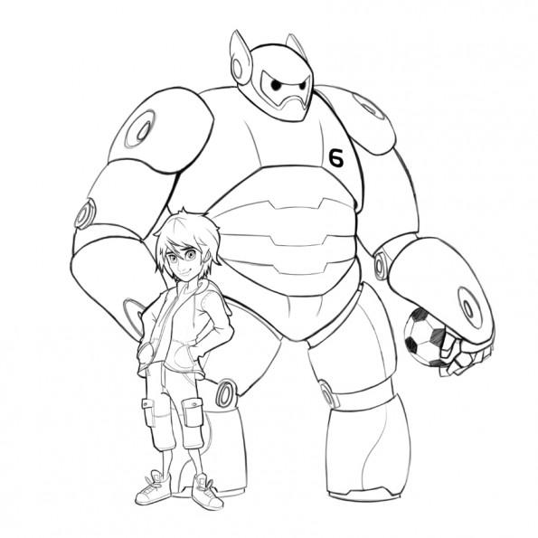 Big Hero 6 Au
