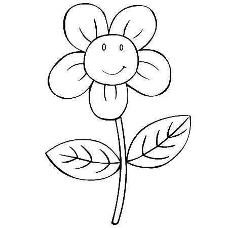 coloriage fleur hibiscus dessin a imprimer - coloration