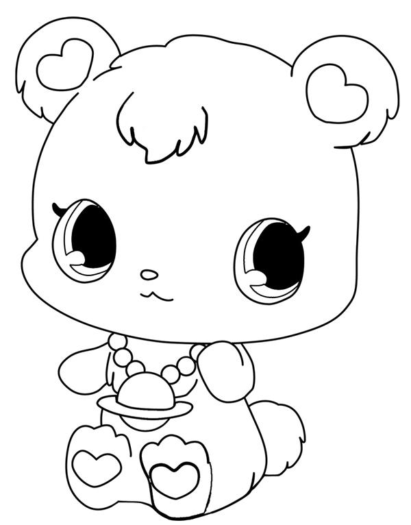 dessin à colorier rayman 3
