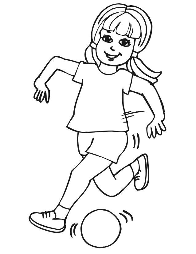 31 dessins de coloriage Soccer à imprimer