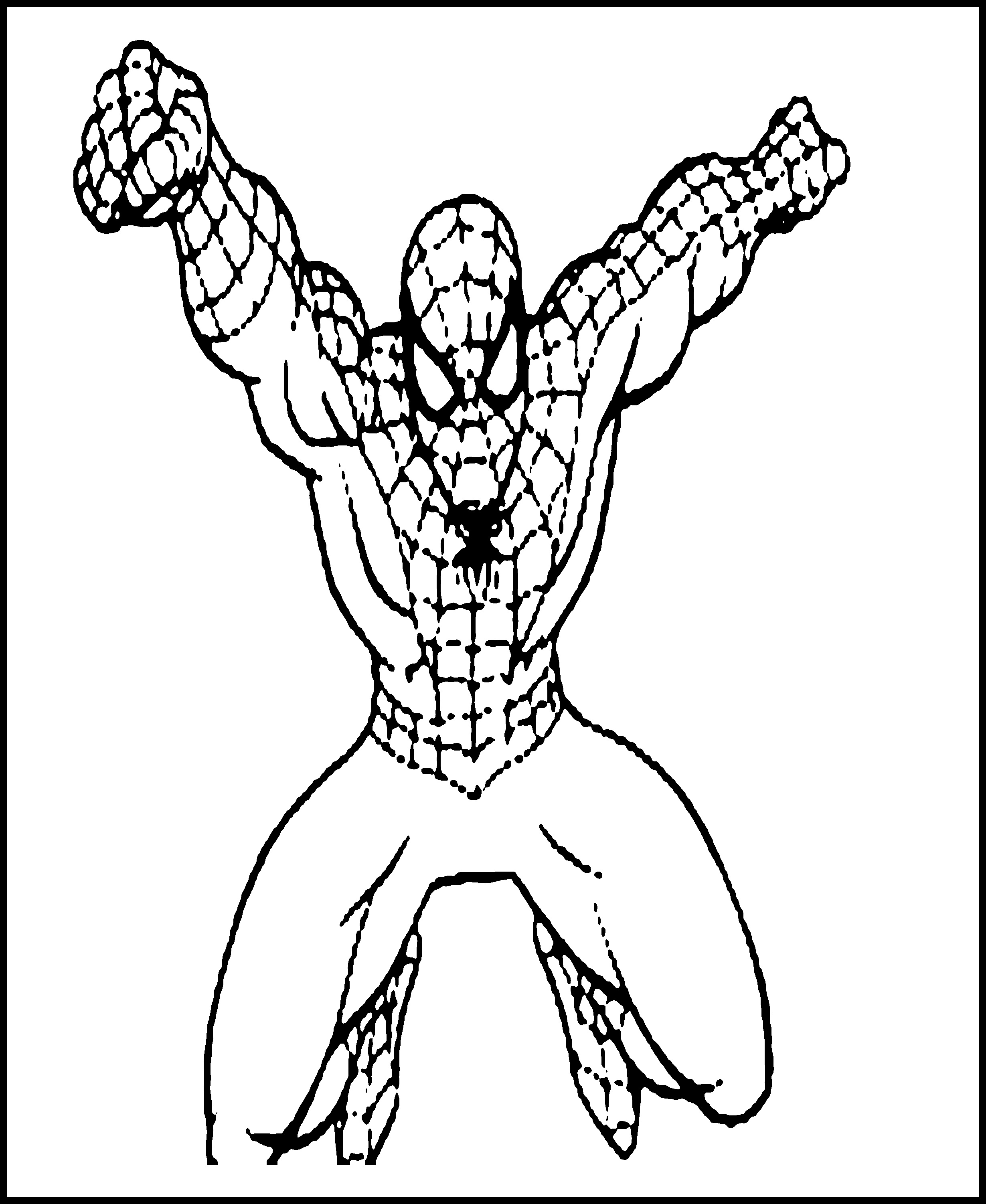 51 Dessins De Coloriage The Spectacular Spiderman A Imprimer