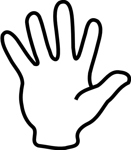 Free Coloring Pages Of Hi Five