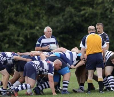 Leighton Buzzard Rugby Club second xv v Milton Keynes