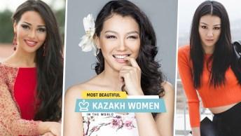 beautiful kazakh women