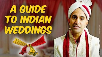 guide on indian wedding
