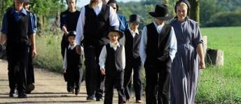things about amish people