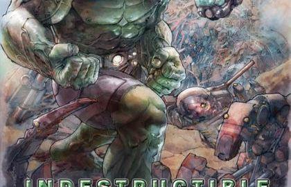 Hulk smash for SHIELD