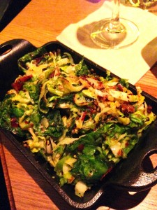 Brussel Sprouts Casserole