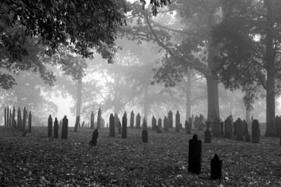 CemeteryMist