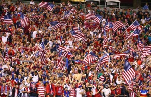 There is still room on the bandwagon. It's not just soccer, it's 'MERICA!!